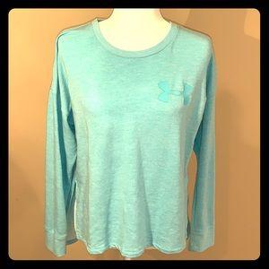 Under Armour Cold Gear Youth Girls XL Sweatshirt
